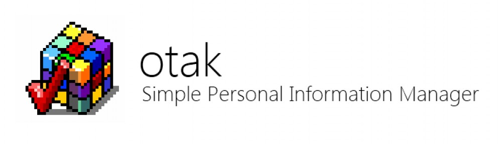 otak: Personal Information Manager